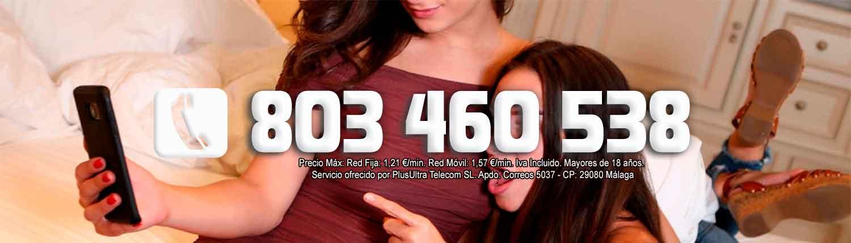 número erótico 803