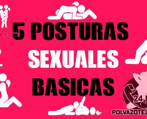 posturas sexuales básicas