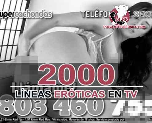 linea erotica tv 803