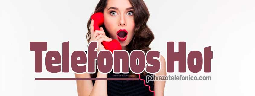 telefonos hot